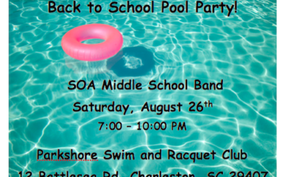 Back to School Pool Party!!!